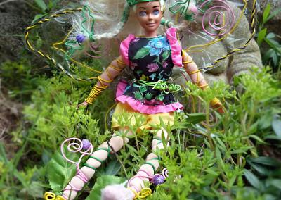 Barbie-garden