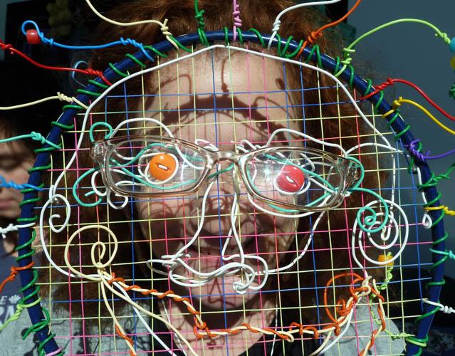 Twisteezwire mask face