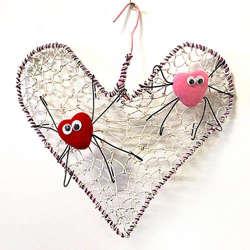 Spider-heart