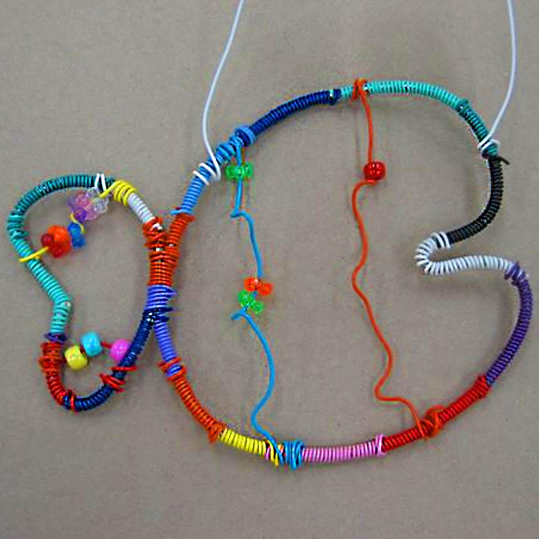 Big Fish wire