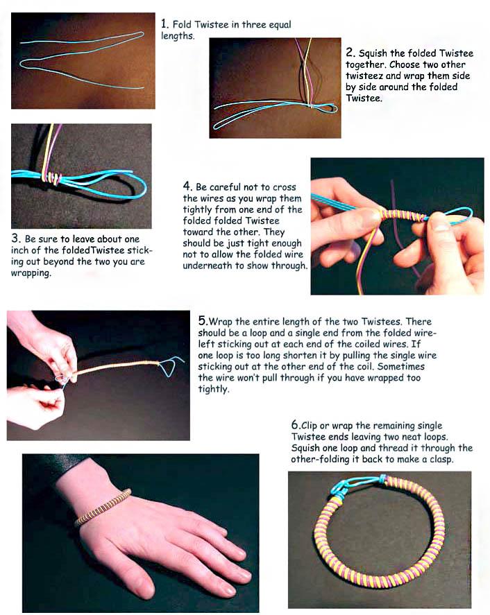 Coil Bracelet Lesson Image