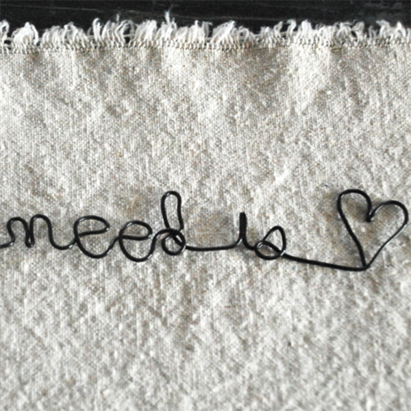 embroider wire