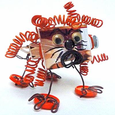 Puzzle Piece Lion