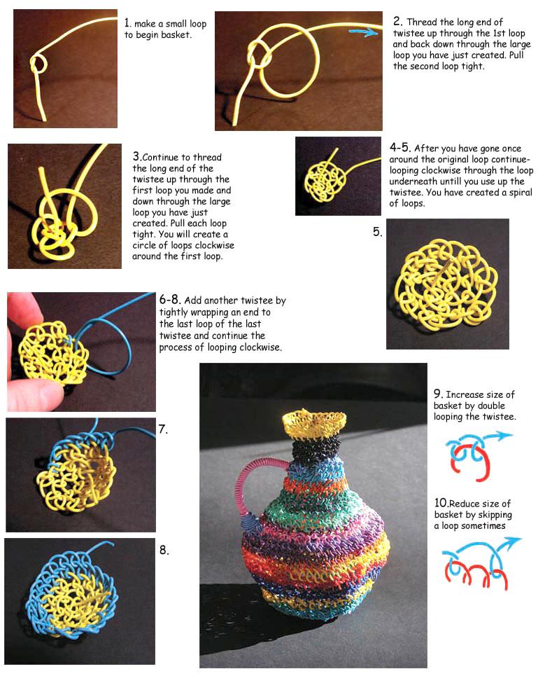 Macrame Vase Lesson Image