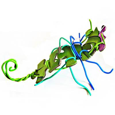 Scorpion Puzzle Bug