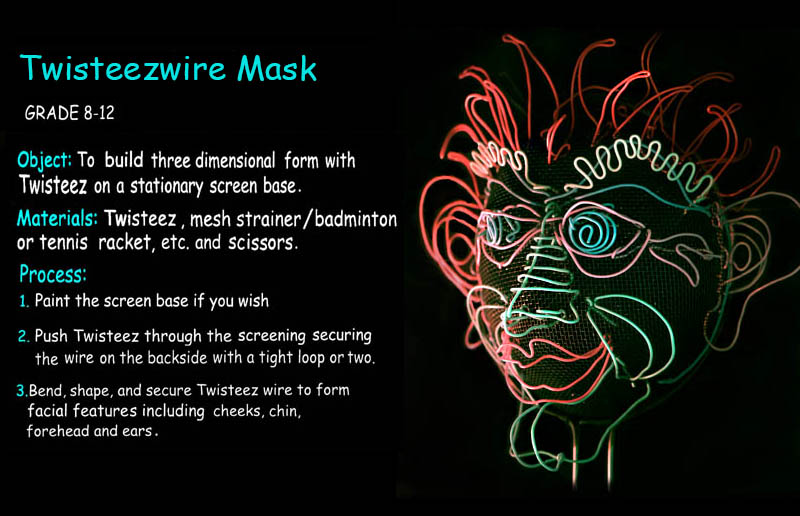 Wire Mask Lesson Image