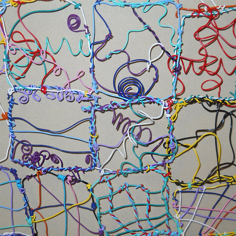 wire quilt