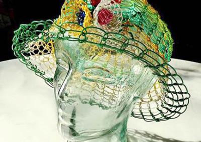 Macrame Wire Hat